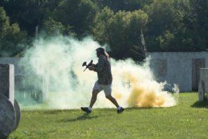 smoke grenade paintball mn