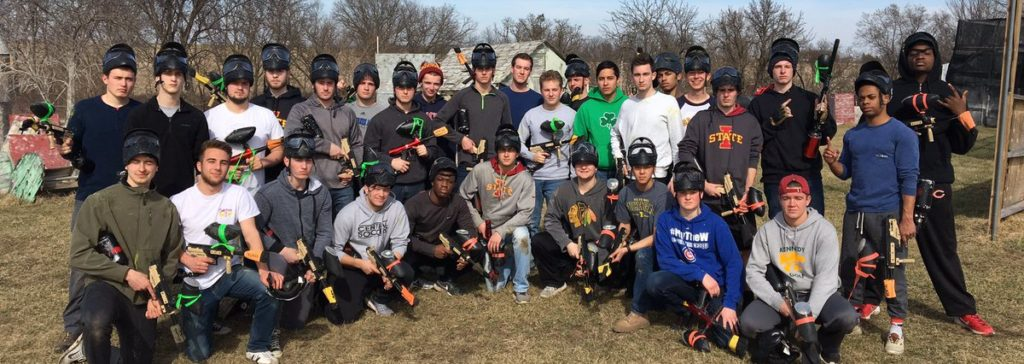 Paintball parties mn