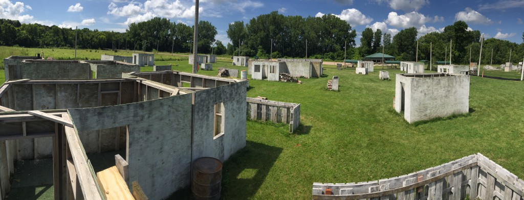 Action Packed Outdoor Paintball MN