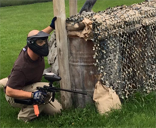 Paintball Guns For Advanced Players - Action Packed Paintball