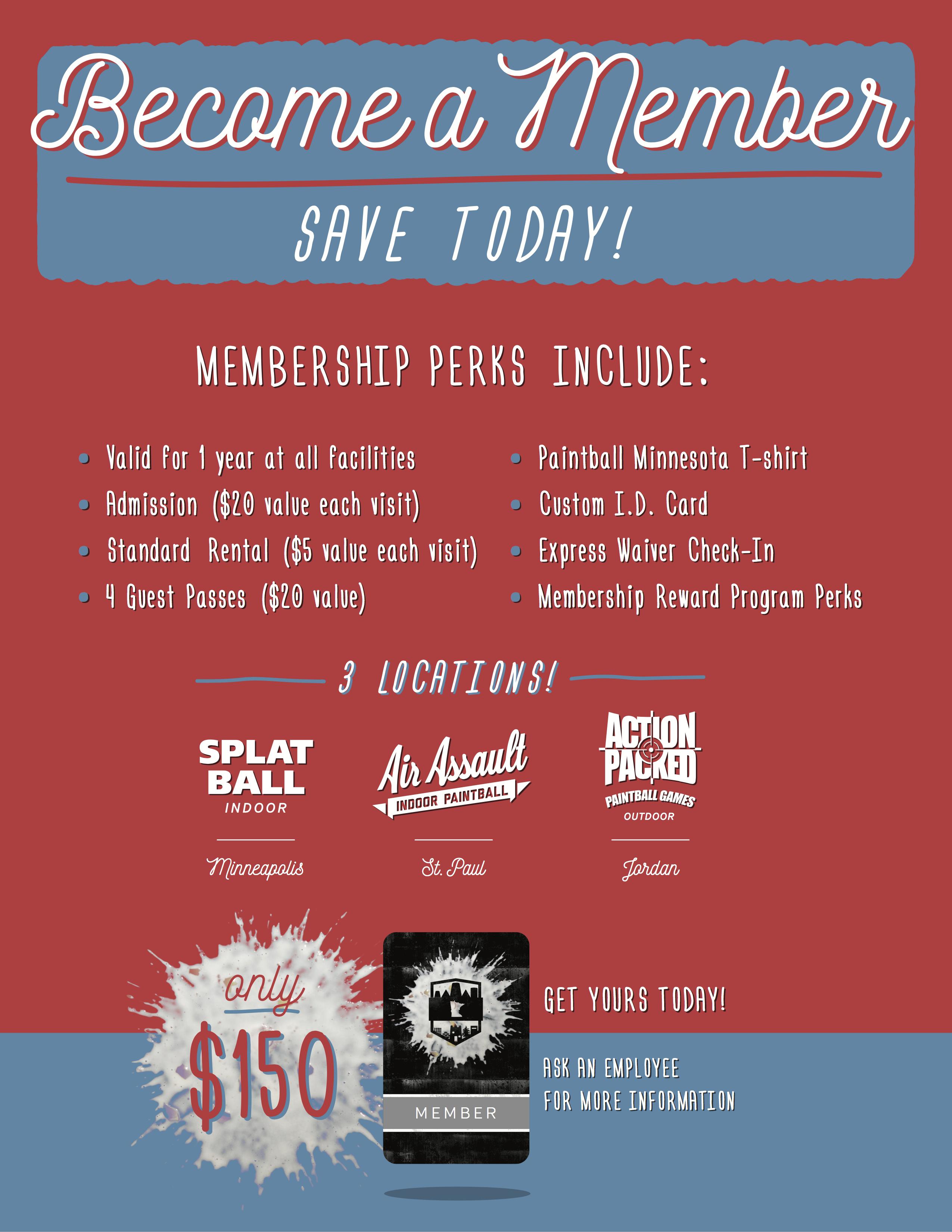 Membership Flyer-Letter