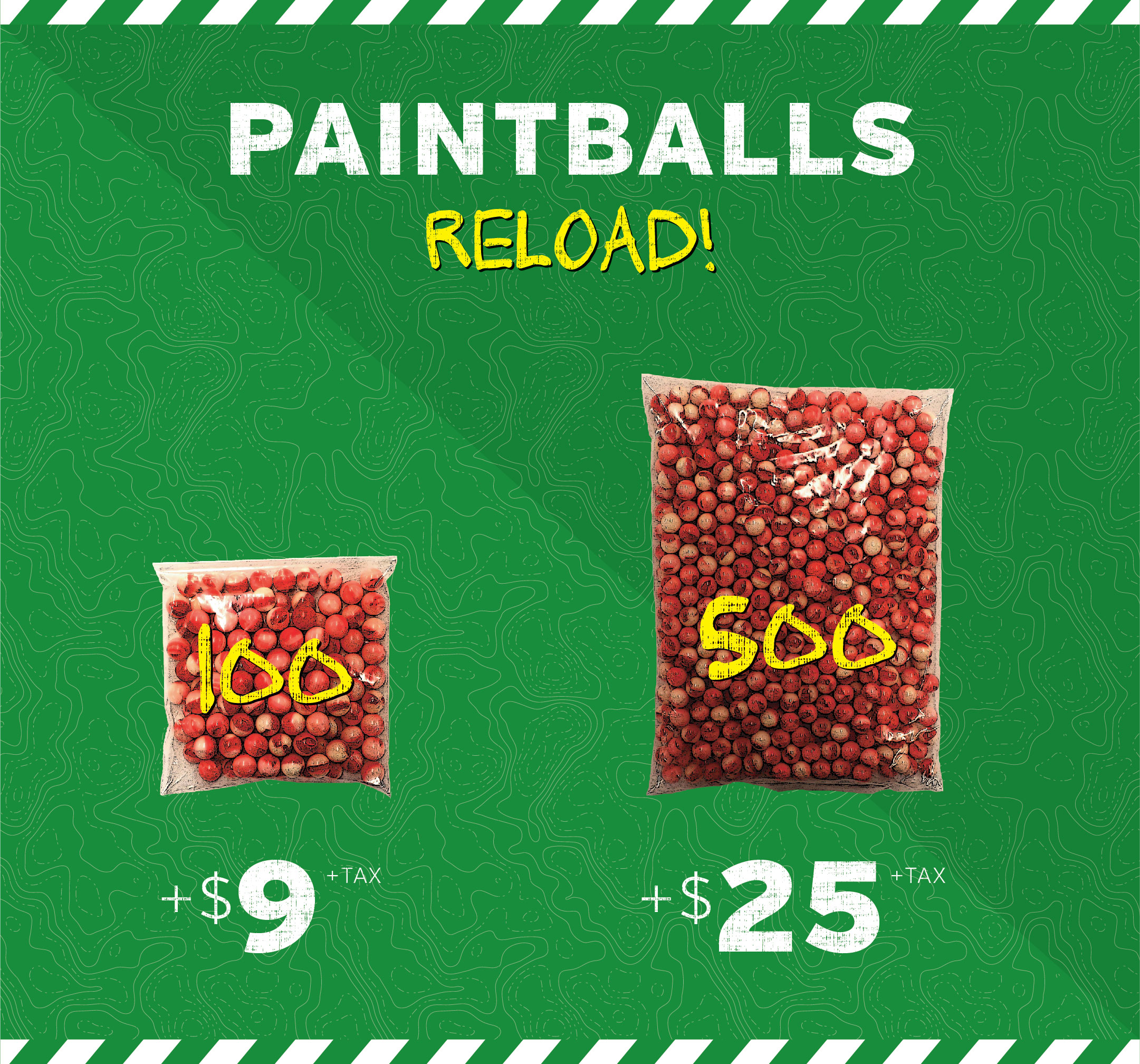 paintball pricing MN