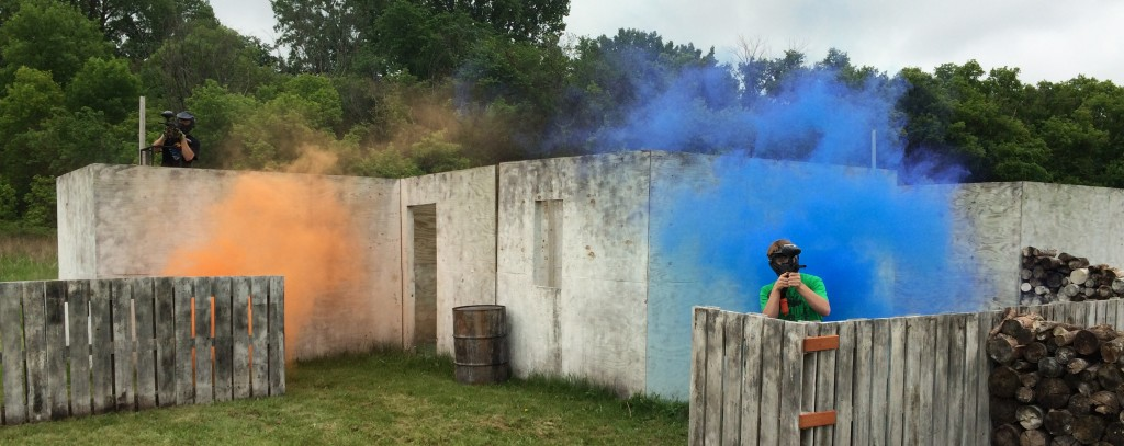 Action Packed Paintball park