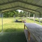 outdoor party areas